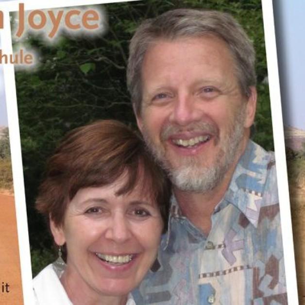 Lis & John Joyce – aktueller Rundbrief